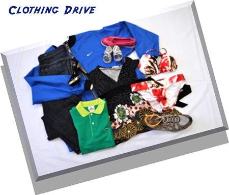 "We are collecting bags of usable and wearable clothing, shoes, accessories, household items, and toys.   All soft items should be collected in trash bags and any hard items such as toys or pots / pans should  be put into a box of approximately 24"" by 24""   Your donation can be dropped off in the back office at 360 Corporate Blvd from Tuesday, January 2nd through Friday March 23rd 2018. Thank you!"